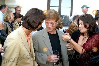 Corina Danckwerts Photo - Sdo3222003 German Pre-oscar Party Honoring Academy Award Nominees at Villa Aurorapacific Palisadesca (03222003) Jurgen Prochnow (center)corina Danckwerts (Right) Photo Milan RybaGlobe Photosinc