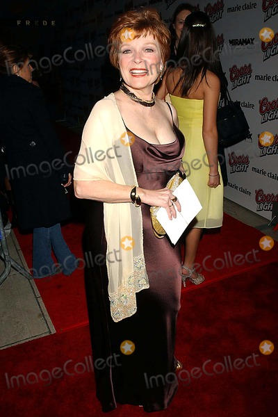ANITA GILLETTE Photo - the Premiere Screening of Shall We Dance at Paris Theater New York City 10052004 Photo Ken Babolcsay Ipol Globe Photos Inc 2004 Anita Gillette