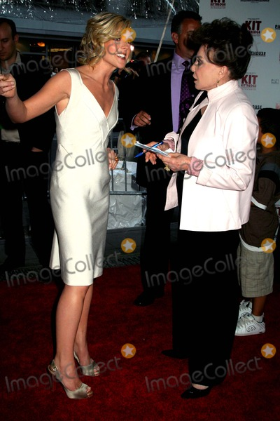 Cindy Adams Photo - the Premiere of Kit Kittreddge an American Girl at the Ziegfeld Theater in New York City on 06-19-2008 Jane Krakowski and Cindy Adams Photo by Mitchell Levy-rangefinder-Globe Photos Inc