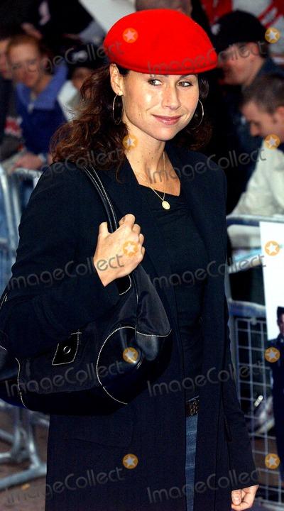 Anna Paquin Photo - Paul HennessyglobelinkukGlobe Photos Inc K30194 04242003 Minnie Driver X Men 2 - Uk Premiere Odeon West End London
