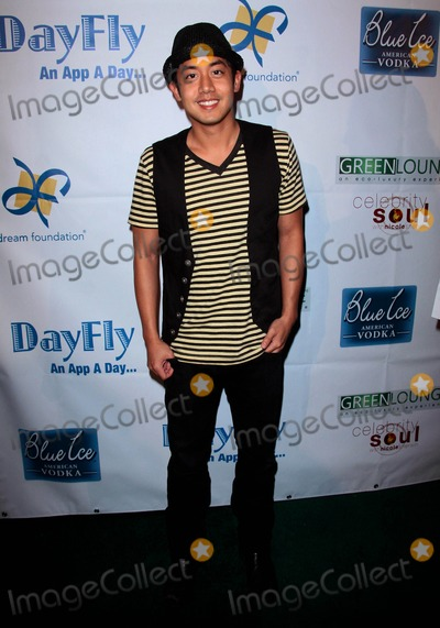 Allen Evangelista Photo - Allen Evangelista Dayflycom Social Network Launch Party Held the Hollywood Roosevelt Hotelhollywood CA 05-06-2010 Photo by Tleopold-Globephotos Inc 2010