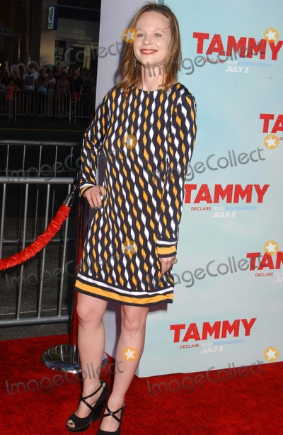 Thora Birch Photo - Thora Birch attends the Premiere of Tammy at the Chinese Theater in Hollywoodca on June 30201 Photo by Phil Roch-ipol-Globe Photos