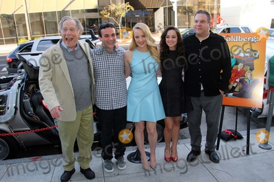 Wendi McLendon Covey Photo - George Segaltroy Gentilewendi Mclendon-coveyhayley Orrantiajeff Garlin Attend the Paley Center For Media Presentation of the Goldbergs Your Tv Trip to the 1980s at the Paley Center For Media on April 28th 2014 Beverly Hills californiausaphototleopold Globephotos