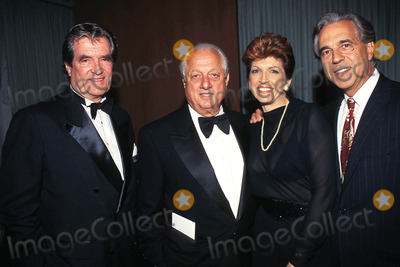 Hugh OBrian Photo - 1-20-1995 the Larry King Cardiac Foundation Gala Hugh Obrian  Tommy Lasorda and Wife with Mike Talerico Photo Byjames M Kelly-Globe Photos Inc