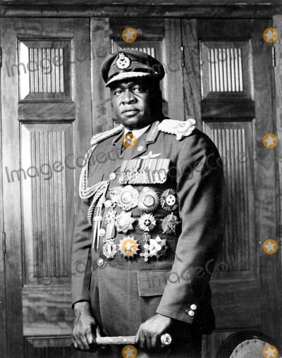 Amine Photo - Idi Amin CpGlobe Photos Inc