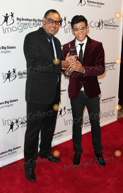 Roy Fegan Photo - Roy Fegan Roshon Fegan Attend Rising Stars Gala - the Big Bash on 26th October 2012 at the Beverly Hilton Hotelbeverly Hillscausaphoto TleopoldGlobephotos