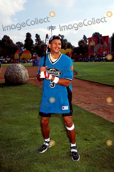 Alex Rodriguez Photo - Mtv Rock N Jock Softball Game in LA Alex Rodriguez Photo Byfitzroy BarrettGlobe Photos Inc