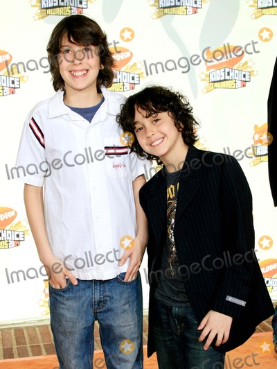Alex Wolff Photo - Kids Choice Awards - Ucla Westwood California - 03-31-2007 - Photo by Nina PrommerGlobe Photos Inc 2007