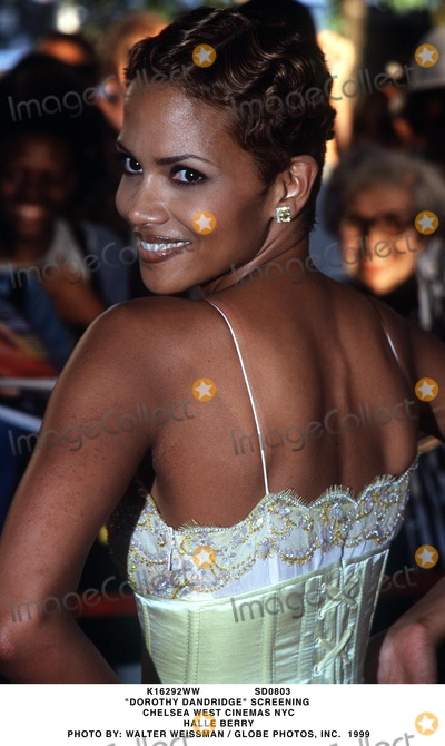 Dorothy Dandridge Photo - Sd0803 Dorothy Dandridge Screening Chelsea West Cinemas NYC Halle Berry Photo by Walter Weissman  Globe Photos Inc