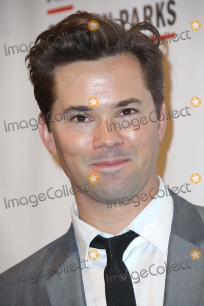 Gordon Parks Photo - Andrew Rannells attends the Gordon Parks Foundation Awards Dinner Cipriani Wall Street NYC June 2 2015 Photos by Sonia Moskowitz Globe Photos Inc