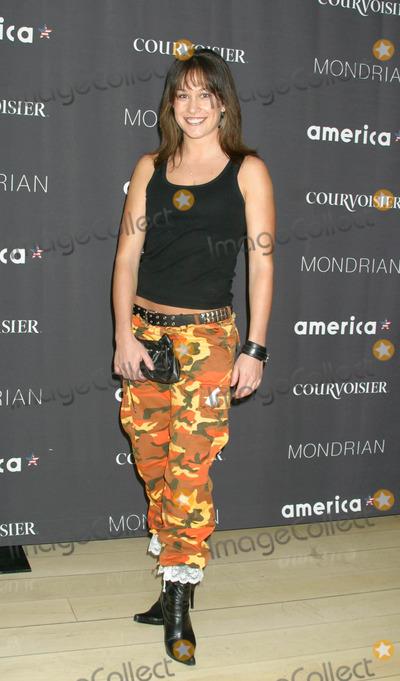 Heidi Blair Photo - Alicia Keys Hosts Launch of America Magazine at the Mondrians Skybar in West Hollywood California 02102004 Photo by Clinton HwallaceipolGlobe Photos Inc 2004 Heidi Blair