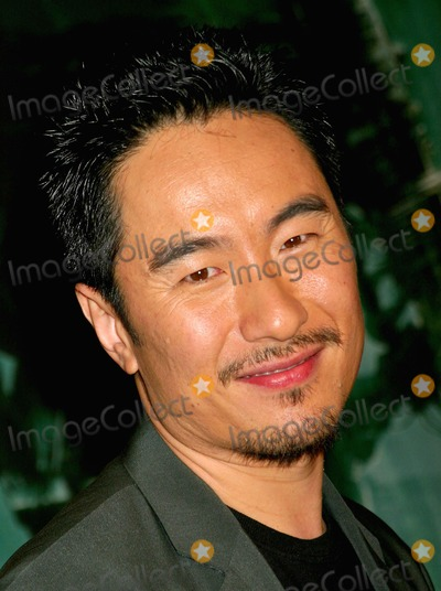 Anthony Wong Photo - the Matrix Revolutions - World Premiere at the Walt Disney Concert Hall Los Angeles CA 10272003 Photo by Ed Geller  Egi  Globe Photos Inc 2003 Anthony Wong