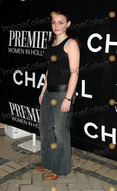 Nora-Jane Noone Photo - 10th Annual Premiere Women in Hollywood Luncheon at the Four Seasons Hotel Beverly Hills CA 10232003 Photo by Fitzroy BarrettGlobe Photos Inc2003 Nora Jane Noone