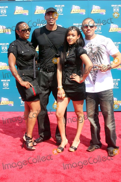 Jackie Christie Photo - The Christes Pictured Arriving on the Red Carpet For the 2008 Bet Awards in Hollywood California at the Shrine Auditourium on 6-26-08 Sophia Jones