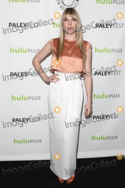 William S Paley Photo - Lily Rabe Arrives at the 30th Annual Paleyfest the William S Paley Television Festival Honoring American Horror Story Asylum on March 15 2013 at the Saban Theaterbeverly Hills causa Photo TleopoldGlobephotos