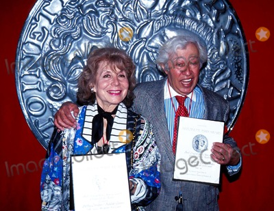 Betty Comden Photo - Sd051591 Tony Awards Nominees Luncheon Betty Comden_adolph Green Photo by John BarrettGlobe Photosinc Obit