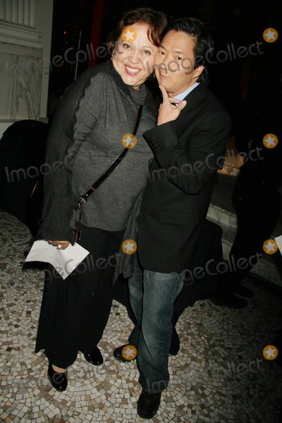 Amy Hill Photo - the Coalition of Asian Pacifics in Entertainment (Cape) 2010 Soiree Hosted by Amy Hill and Leonardo Nam at Vibiana Los Angeles CA 12-02-2010 Amy Hill and Ken Jeong Photo by Clinton H Wallace-ipol-Globe Photos Inc
