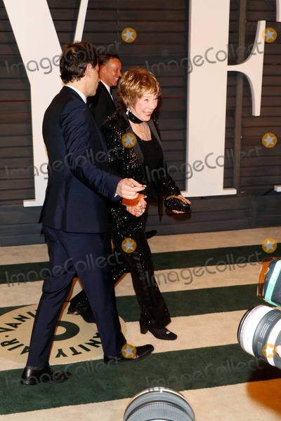 Shirley Maclaine Photo - Director Bennett Miller and Actress Shirley Maclaine Attend the Vanity Fair Oscar Party at Wallis Annenberg Center For the Performing Arts in Beverly Hills Los Angeles USA on 22 February 2015 Photo Alec Michael