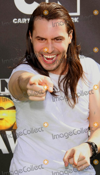 Andrew W K Photo - Andrew Wk Actor 1st Annual Hall of Game Awards Hosted by the Cartoon Network the Barker Hanger Santa Monica CA 02-21-2011 photo by Graham Whitby Boot-allstar - Globe Photos Inc 2011