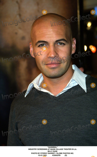 Zane Photo - Hannibal Industry Screening at Mann Village Theater in LA Billy Zane Photo by Fitzroy Barret  Globe Photos Inc 2-01-2001 K20952fb (D)