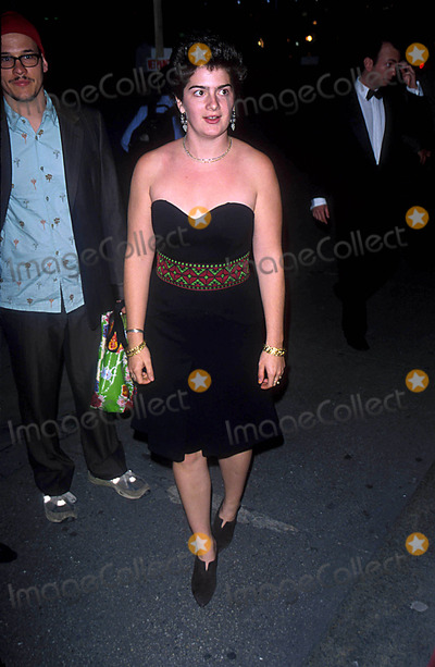 GABBY HOFFMAN Photo - 0702- New York City American For the Arts 7th Annual National Arts Awards at Cipriani S Restaurant John B Zissel Ipol Globe Photos Inc I7050jz Gabby Hoffman