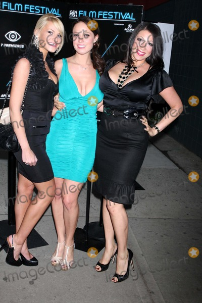Lindsey Vuolo Photo - Crystal Pierceshannon Jameslindsey Vuolo-playboy Playmates at Premiere Offinding Blissat Gen Art Film Festival at Visual Arts Theater 333 W23st 4-07-09 Photos by John Barrett-Globe Photosinc2009