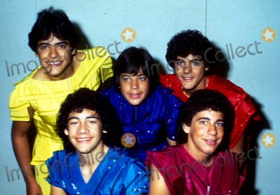 Menudo Photo - 12-1983 Menudo Photo ByGlobe Photos Inc