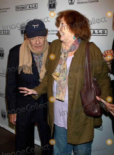 Ann Meara Photo - Jerry Stiller and Anne Meara Arrive For the Project Als Tomorrow Is Tonight 14th Annual New York Event to Support Als Research at Lucky Strike Lanes  Lounge in New York on October 27 2011 Photo by Sharon NeetlesGlobe Photos Inc
