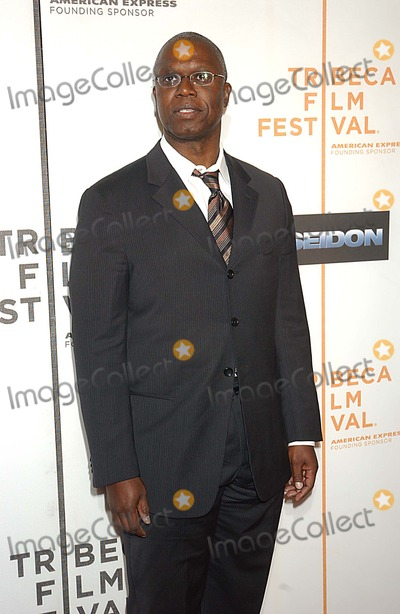 Andre Braugher Photo - 5606   TRIBECA PERFOMING ARTS CENTER NYCPOSEIDON NEW YORK PREMIERECLOSING NIGHT SCREENING OF 5TH ANNUAL TRIBECA FILM FESTIVALI11032KBA POSEIDON PREMIERE AT THE TRIBECA FILM FESTIVAL TRIBECA ARTS CENTER NEW YORK CITY 05-06-2006 PHOTO KEN BABOLCSAY-IPOL-GLOBE PHOTOS INC  2006ANDRE BRAUGHER