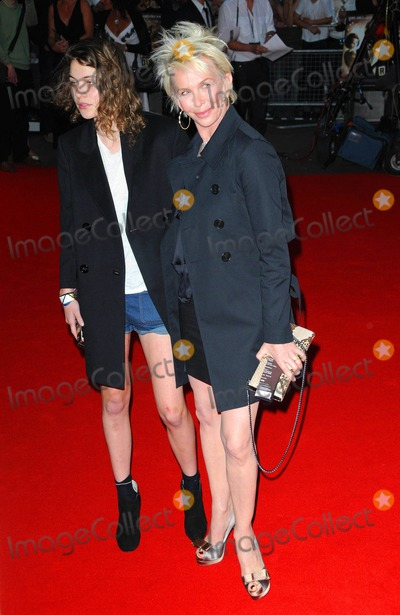 Coco Sumner Photo - Trudie Styler and Coco Sumner  Rocknrolla World Premiere Arrivals at Odeon West End in London 09-01-2008 Photo by Henry Davenport-richfoto-Globe Photos Inc