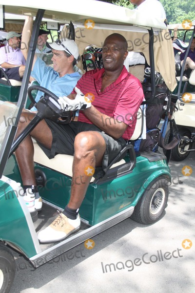 Herb Williams Photo - Herb Williams at Ahmad Rashad Golf Classic to Benefit White Plains Hospital Center at Quaker Ridge Golf Club in Scarsdale NY 06-28-2010 Photo by John BarrettGlobe Photos Inc2010