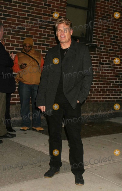 Joe Simpson Photo - Late Show with David Letterman Guests at Ed Sullivan Theatre New York City 03-10-2010 Photos by Rick Mackler Rangefinder-Globe Photos Inc2010 Joe Simpson