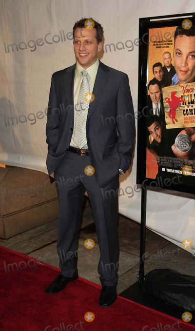 Ari Sandel Photo - Ari Sandel - Vince Vaughns Wild West Comedy Show - Los Angeles Premiere - Egyptian Theater Hollywood California - 01-28-2008 - Photo by Nina PrommerGlobe Photos Inc2008 -