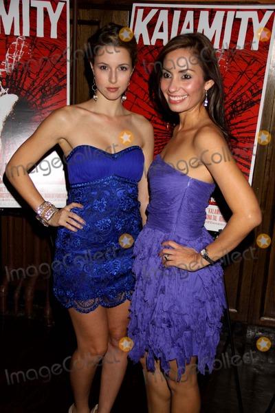 Alona Tal Photo - Alona Taljuliana Penaranda-loftus at NY Premiere Ofkalamity at Tribeca Cinemas 54 Varick St New York City 10-18-2010 Photo by John BarrettGlobe Photos Inc2010