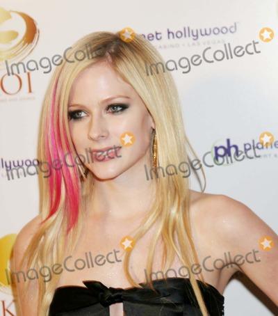 Avril Lavigne Photo - Koi Las Vegas Opening at Planet Hollywood Resort Hotel and Casino Las Vegas  Nevada 11-09-2007 Photo by Ed Geller-Globe Photosinc Avril Lavigne