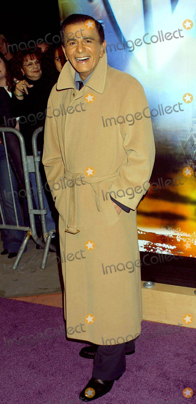 Casey Kasem Photo - the Wb Networks 2003 Winter Party Renaissance Hollywood Hotelhollywood CA 01112003 Photo by Ed Geller  Egi  Globe Photos Inc 2003 Casey Kasem