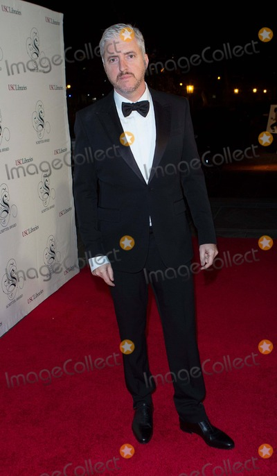 Anthony McCarten Photo - Anthony Mccarten attends the Usc Libraries Twenty-seventh Annual Scripter Awards Held at the Edward L Doheny Jr Memorial Library Usc on January 31st 2015 in Los Angelescalifornia UsaphototleopoldGlobephotos