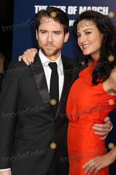 America Olivo Photo - Columbia Pictures Presents the New York Premiere of the Ides of March the Ziegfeld Theater NYC October 5 2011 Photos by Sonia Moskowitz Globe Photos Inc 2011 Christian Campbell America Olivo