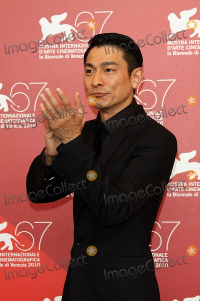 Andy Lau Photo - Actor Andy Lau attends the photocall of Detective Dee And The Mystery Of Phantom Flame during the 67th Venice International Film Festival at Palazzo del Casino in Venice Italy on september 5th 2010 Photo Hubert BoeslDetective Dee And The Mystery Of Phantom Flame photocall at THE 67TH VENICE FILM FESTIVAL Palazzo del Casino in Venice Italy 09-05-2010photo by Alec Michael - Globe Photos Inc 2010K66265AM