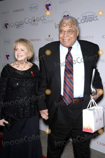 Cecilia Hart Photo - Cecilia Hart and James Earl Jones During the Worlds Aids Day Performance of AR Gurneys Love Letters Held at Paramount Studios on December 1 2007 in Los Angeles Photo Michael Germana-Globe Photos Inc2007