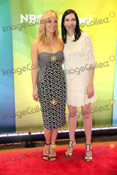 Abby Elliott Photo - Abby Elliott and Jill Kargman Attend Summer Press Day 2015 the Four Seasons Hotel NYC June 24 2015 Photos by Sonia Moskowitz Globe Photos Inc