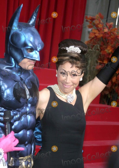 Audrey Hepburn Photo - the Today Show Celebrates Halloween Rockefeller Center New York City 10-31-2005 Photo by John Barrett-Globe Photos 2005 Matt Lauer As Batman and Ann Curry As Audrey Hepburn