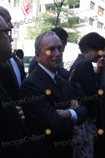 Mayor Bloomberg Photo - Governor Hugh L Carey funeral at St Patricks Cathedal on Thursday August 11th 2011 photo by William Regan- Globe Photos Inc 2011Mayor BloombergGovernor Hugh L Carey funeral at St Patricks Cathedal on Thursday August 11th 2011 photo by William Regan- Globe Photos Inc 2011