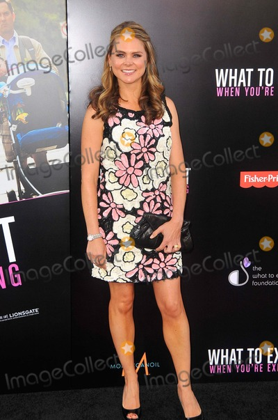 Heather Hach Photo - Heather Hach attending the Los Angeles Premiere of What to Expect When Youre Expecting Held at the Graumans Chinese Theatre in Hollywood California on May 14 2012 Photo by D Long- Globe Photos Inc