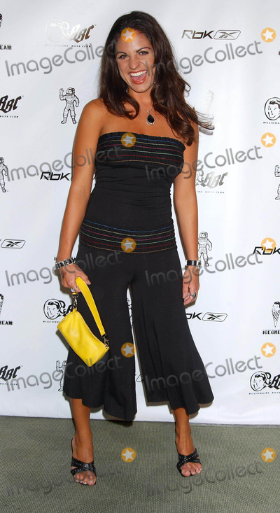 Bridgetta Tomarchio Photo - Pharrell Williams Debuts New Footwear Flavor From Ice Cream  Billionaire Boys Club Apparel Collection - Party at Pacific Design Center-astra West West Hollywood California 08112004 Photo by Miranda ShenGlobe Photos Inc 2004 Bridgetta Tomarchio