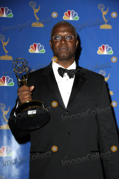 Andre Braugher Photo - Los Angeles CA 08-27-2006 (Ssi) - - Actor Andre Braugher During the 58th Annual Primetime Emmy Awards Held at the Shrine Auditorium on 08-27-2006 in Los Angeles Photo by Michael Germana-Globe Photos