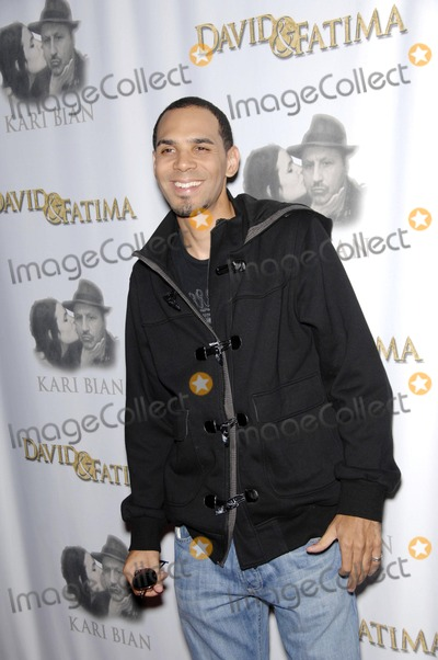 Al Walser Photo - David and Fatima Premiere Laemmie Music Hall Beverly Hills CA 09-12-2008 Photo by Michael Germana-Globe Photos Inc2008 AL Walser