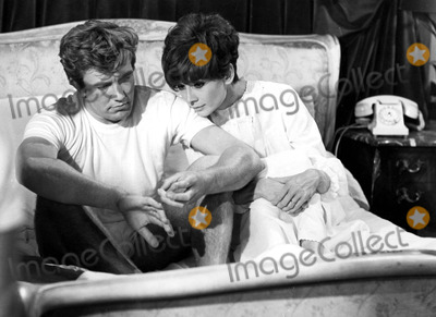 Albert Finney Photo - Audrey Hepburn and Albert Finney in Two For the Road 1967 Supplied by Globe Photos Inc Audreyhepburnretro