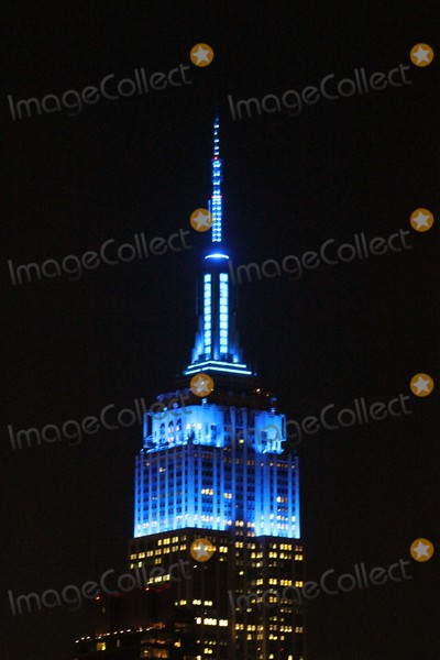 Bully Photo - Stomp Out Bullying Tenth Anniversary Event Held Dream Downtown Hotel in Manhattan Special Guests Nick Cannon and Melissa Joan Hart Empire State Building Lit Up Blue For Campaign For the Prevention of Bullying
