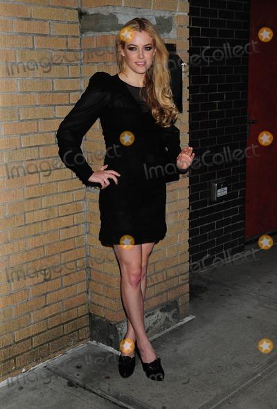 The Runaways Photo - The Premiere of the Runaways at Landmark Sunshine Cinema in New York City on 03-17-2010 Photoby Ken Babolcsay - Ipol-Globe Photos Inc Riley Keough